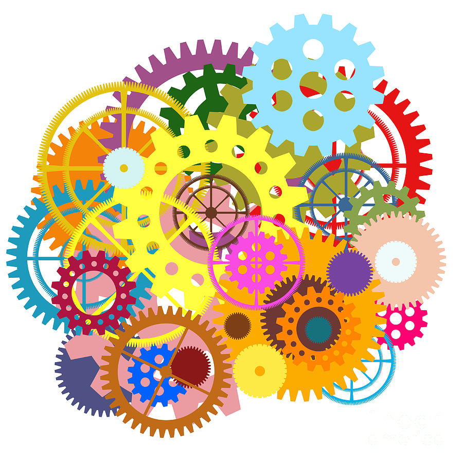 color-gears